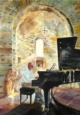Alan Reed Painting Holidays