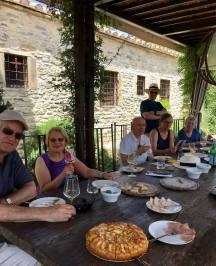Reedart Holidays, Painting Holidays in Italy