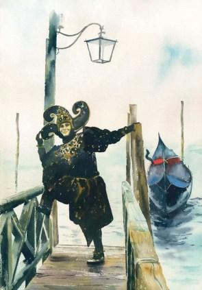 Jester, Carnival Venice