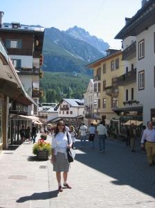 Susan Cortina, Dolomites
