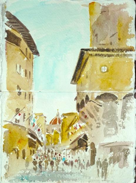 Ponte Vecchio, Florence 2011