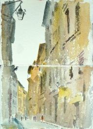 Via di Spirito Santo, Firenze