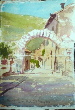 Reedart Painting Holidays in Italy