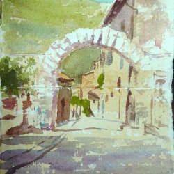 Reedart Painting Holidays in Italy